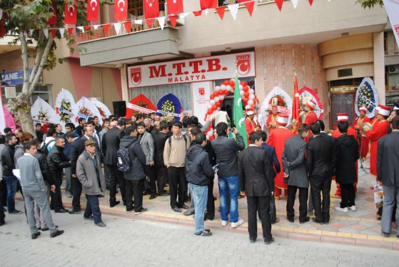 MTTB Malatya Şube Açılışı