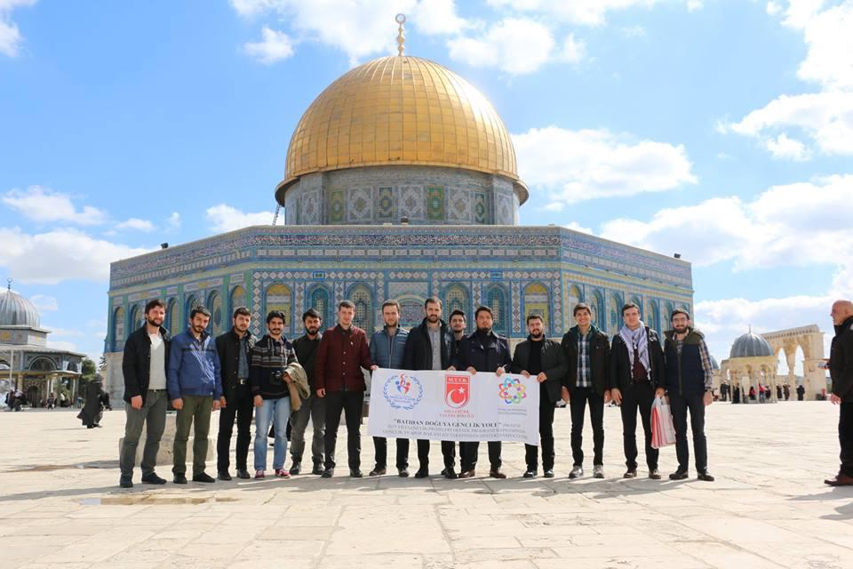Filistin Kudüs Gezisi