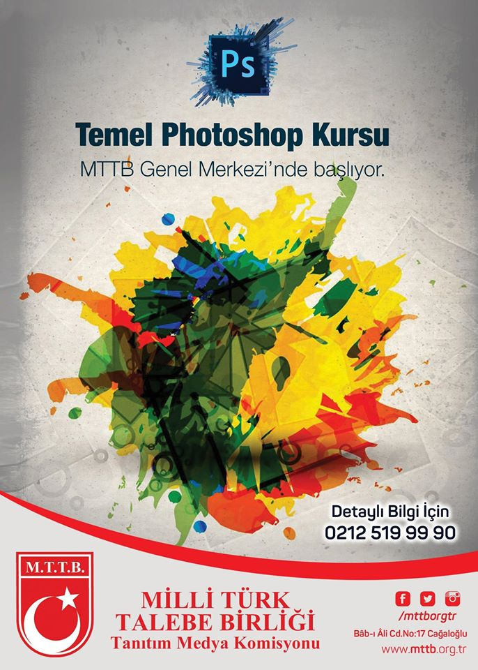 Temel Photoshop Kursu