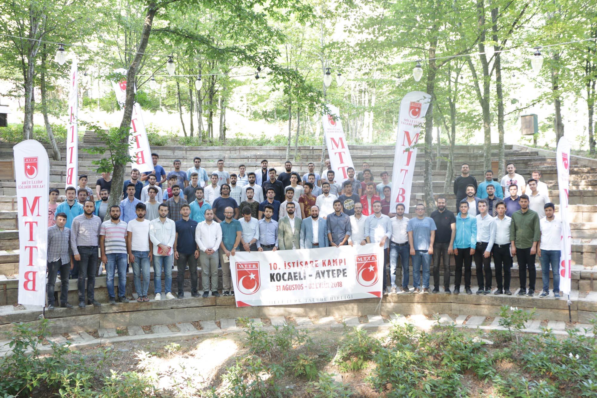 Milli Türk Talebe Birliği 10.İstişare Kampı