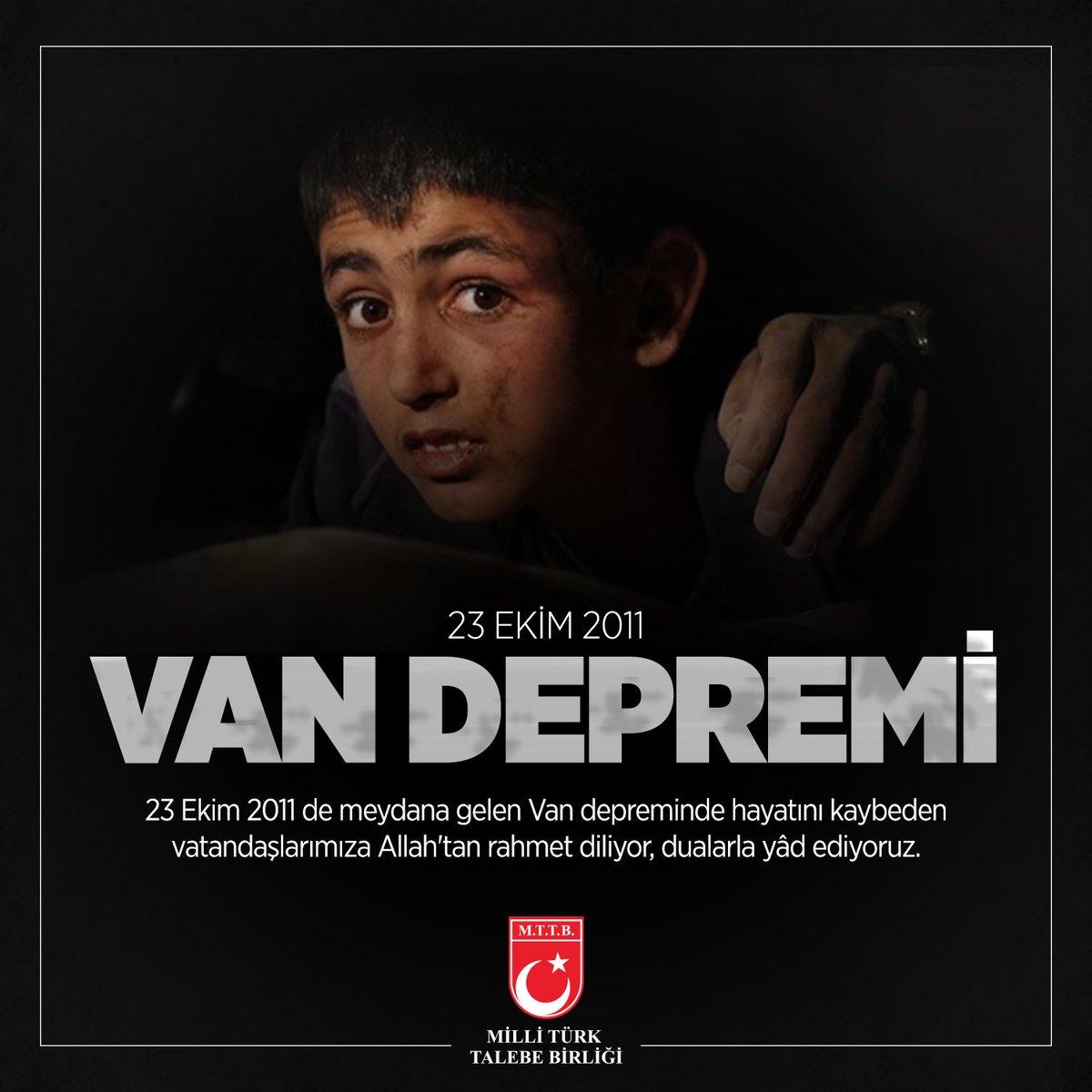 Van Depremi