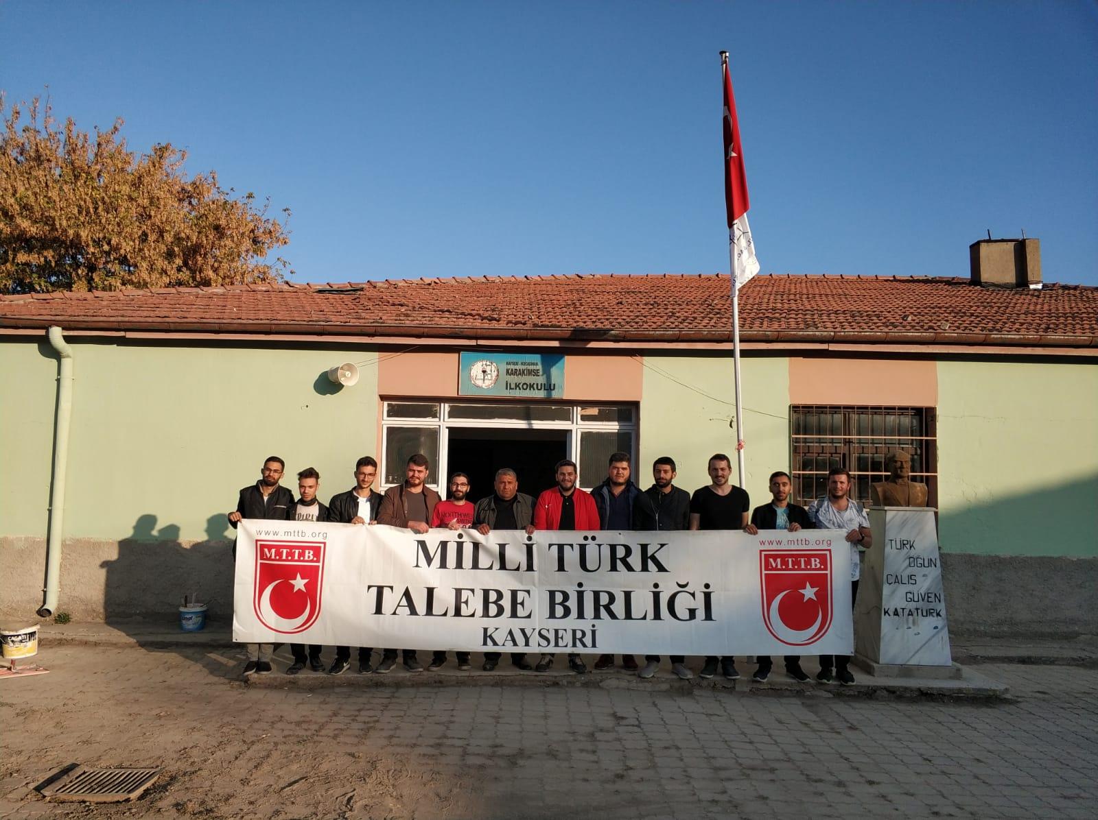 MTTB Kayseri İl Teşkilatı