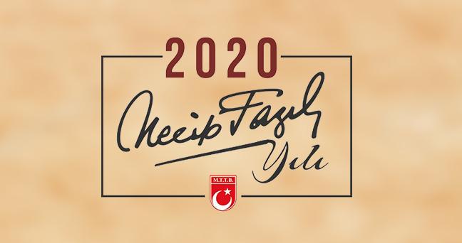 """2020 yılını """"Necip Fazıl Yılı"""" ilan ediyoruz"""