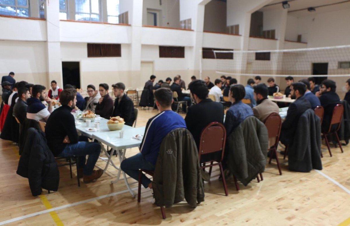 MTTB Üniversiteliler Kahvaltı Buluşması
