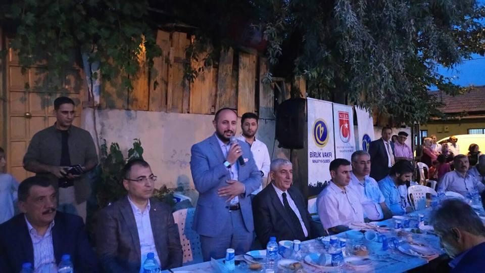 Doğu ve Güneydoğu Anadolu bölge iftar programımızı gerçekleştirdik