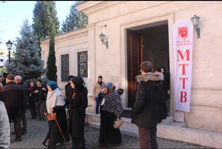 MTTB İstanbul Teşkilatı