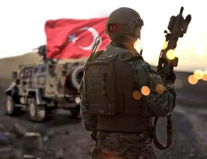 Rabbim Ordumuzu Muzaffer Eylesin
