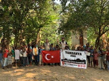 Paylaşmak İçin MTTB Tanzanya'da!
