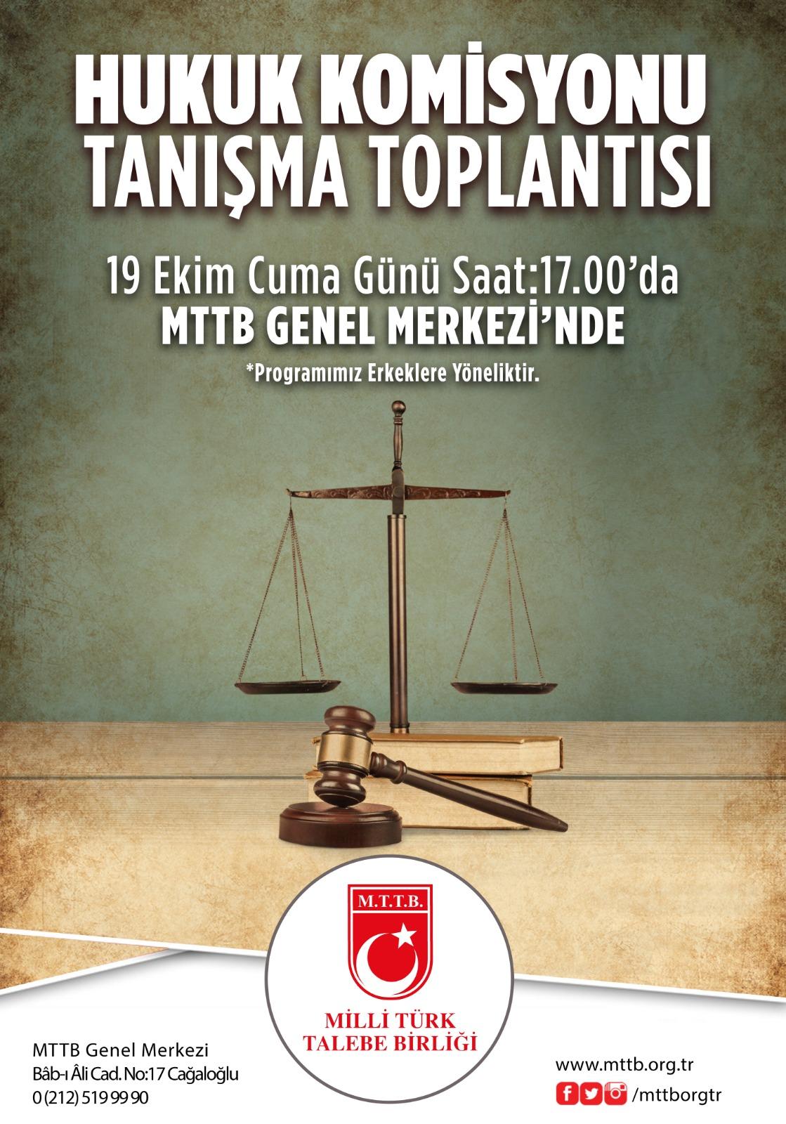 MTTB Hukuk Komisyonu