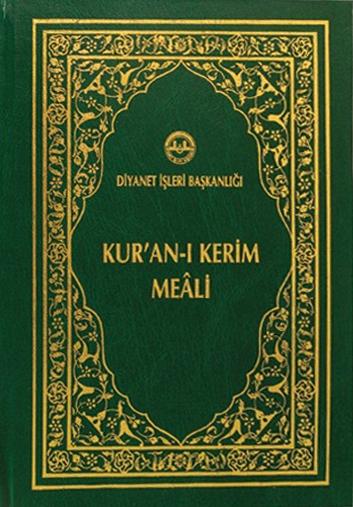 Kuran-ı Kerim Meali - Diyanet İşleri Başkanlığı